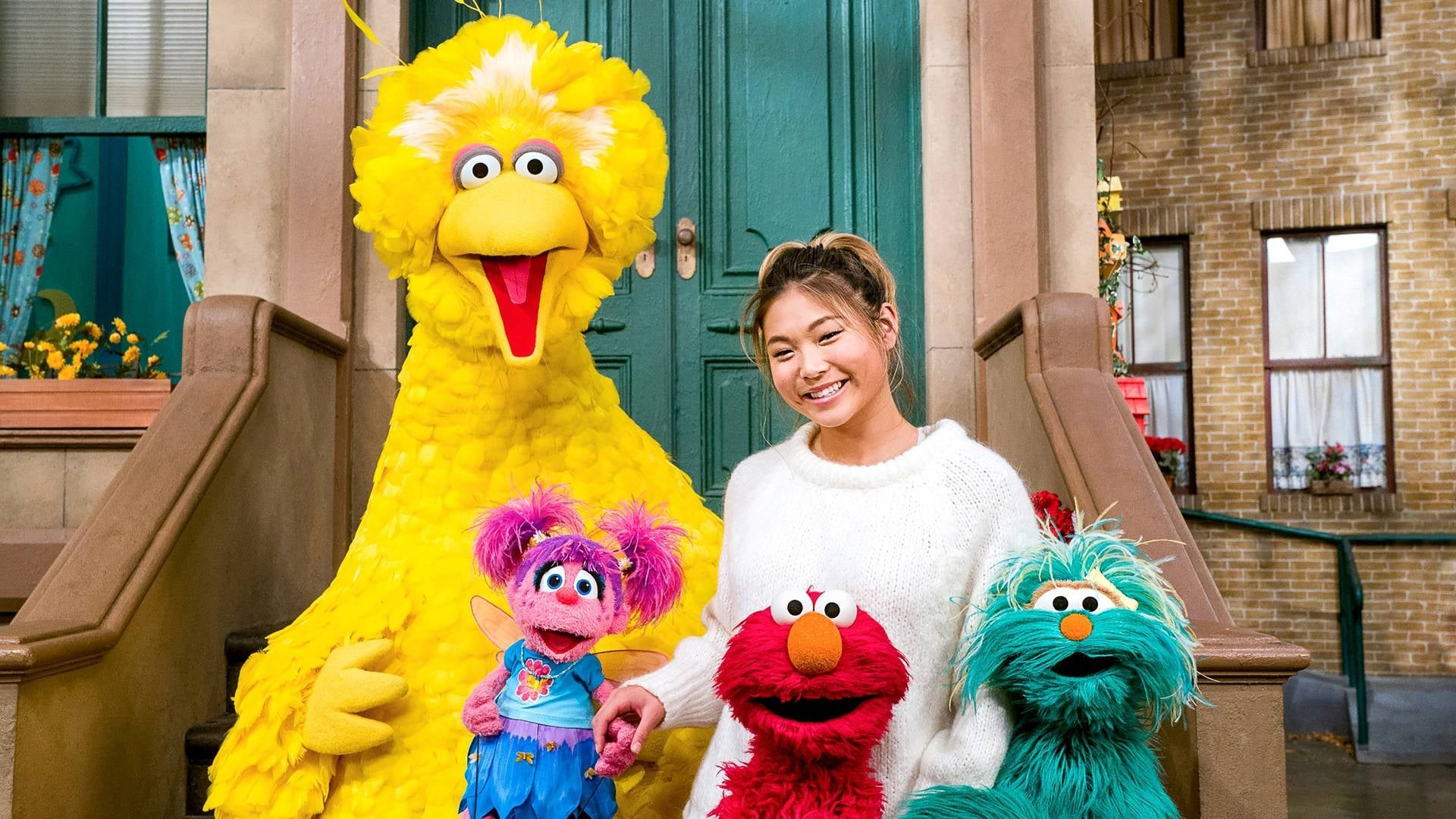 Sesame Street Season 50 :Episode 12  Elmo's Good Luck Charm