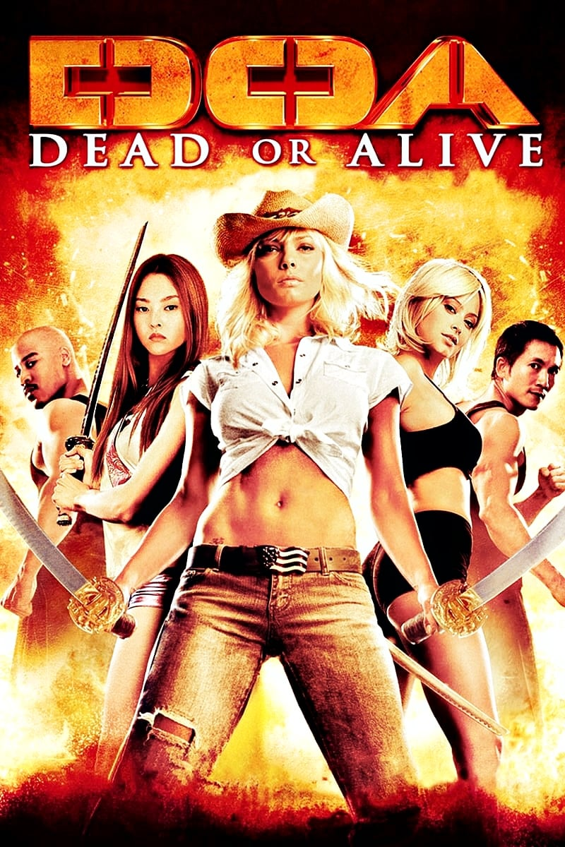 dead or alive film