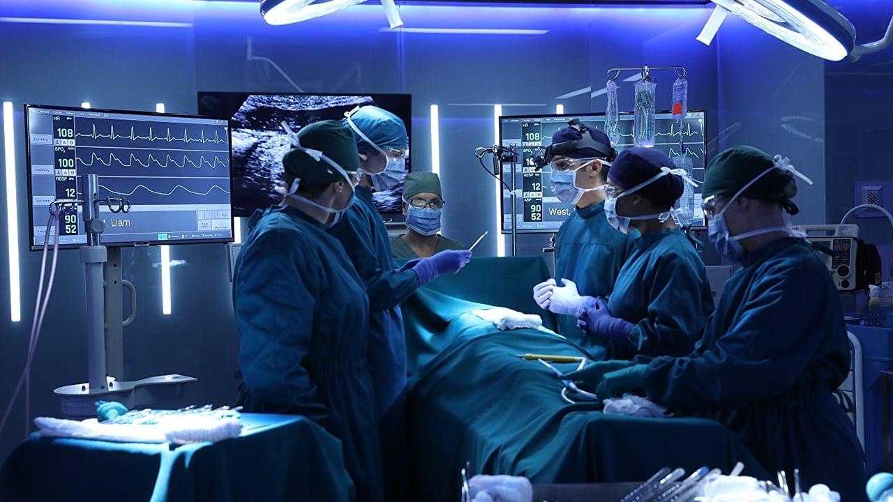 The Good Doctor 1º Temporada Episódio 07 - 22 Passos Dublado
