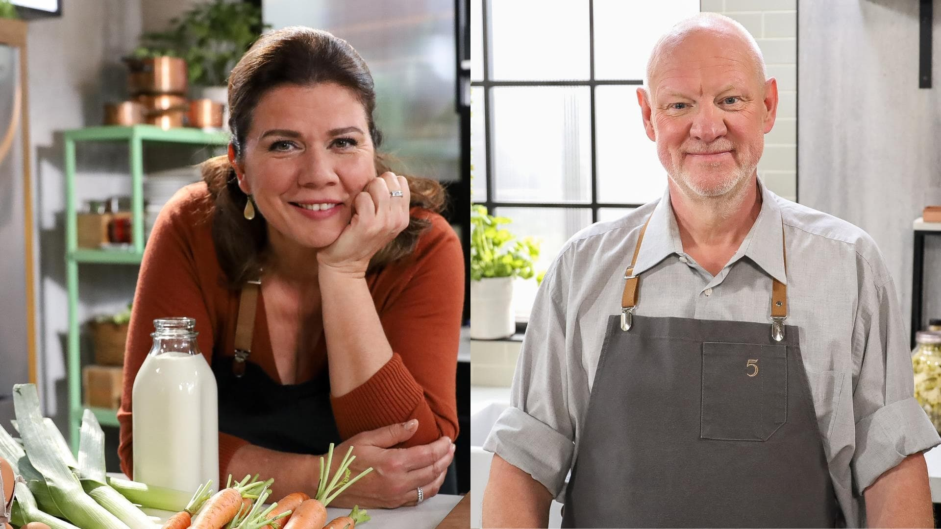 5 chefs dans ma cuisine Season 1 :Episode 57  Episode 57