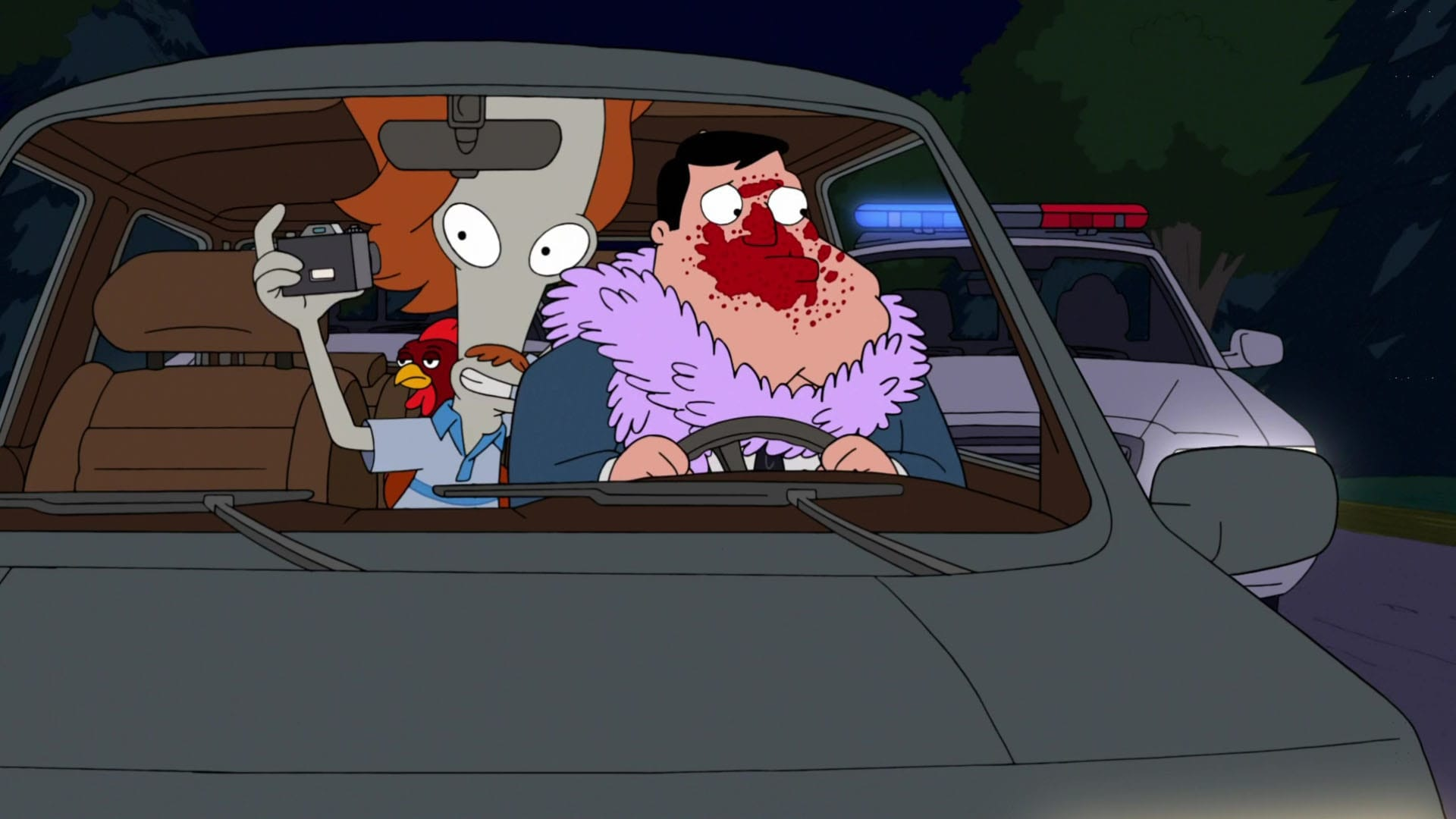 American Dad! Season 13 :Episode 15  Daesong Heavy Industries