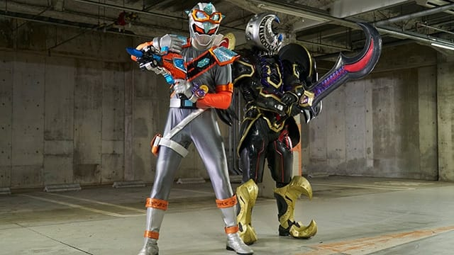 Super Sentai Season 44 :Episode 18  Fall to Darkness