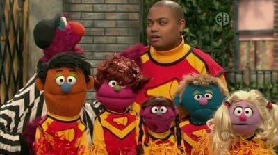 Sesame Street Season 41 :Episode 35  Number 6 Games