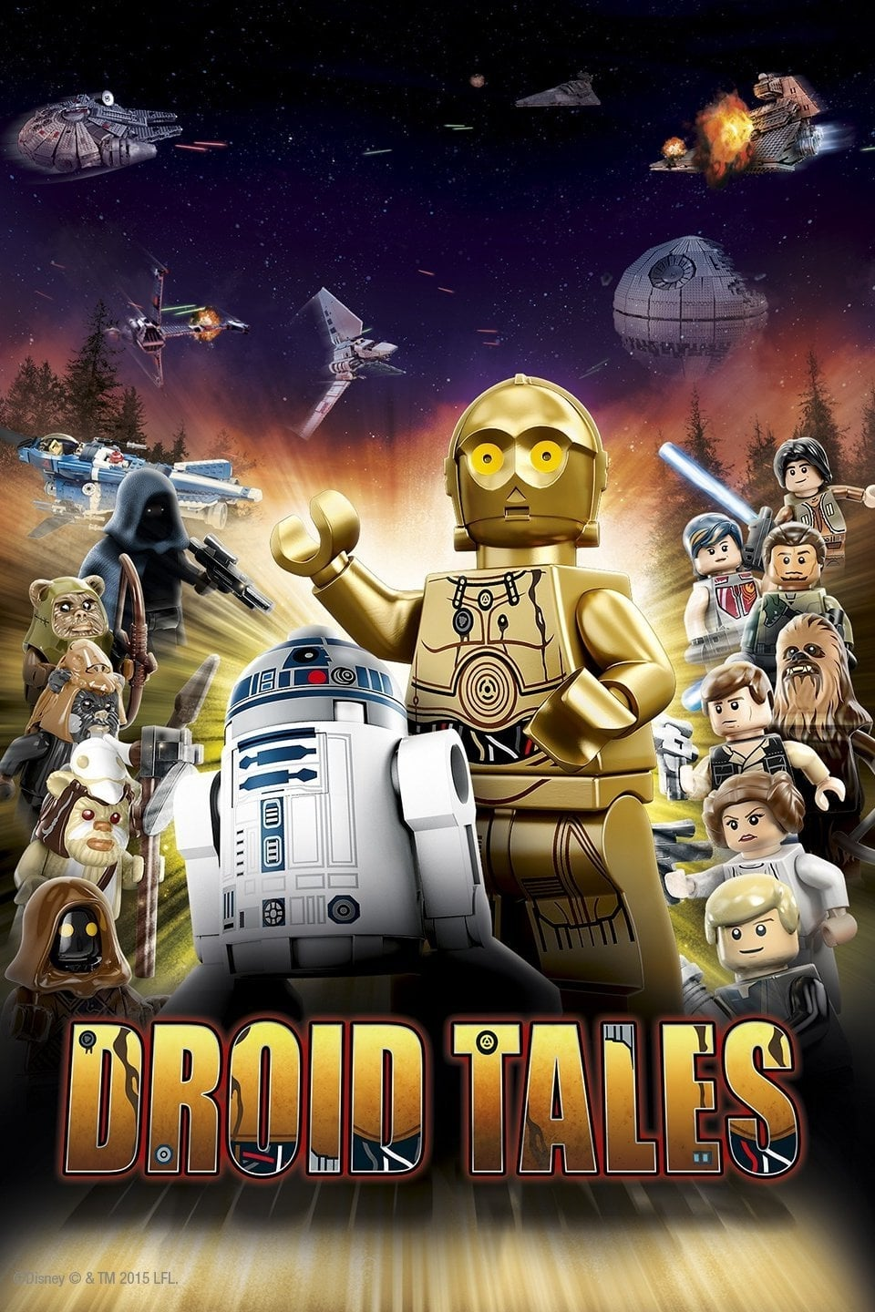 Lego Star Wars: Droid Tales (2015)