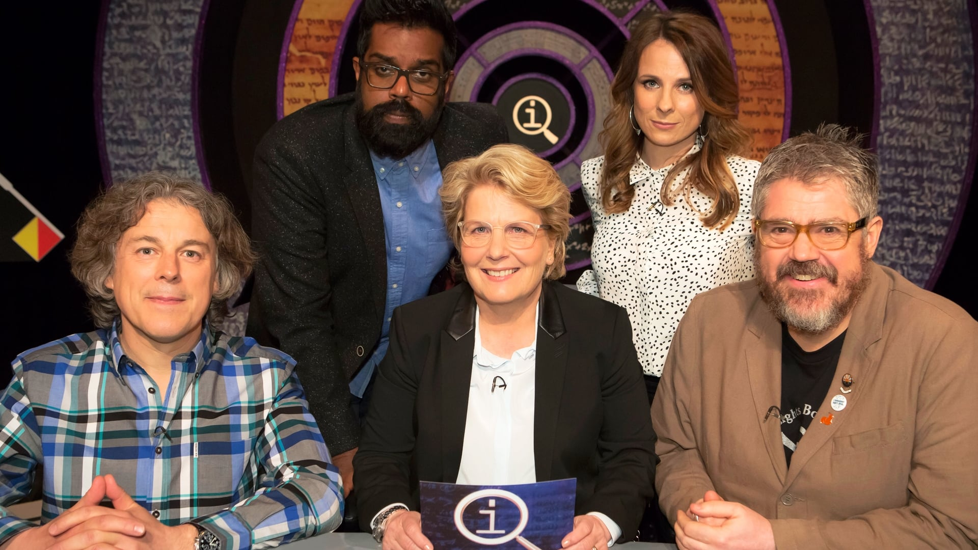 QI Season 14 :Episode 1  Naming Names
