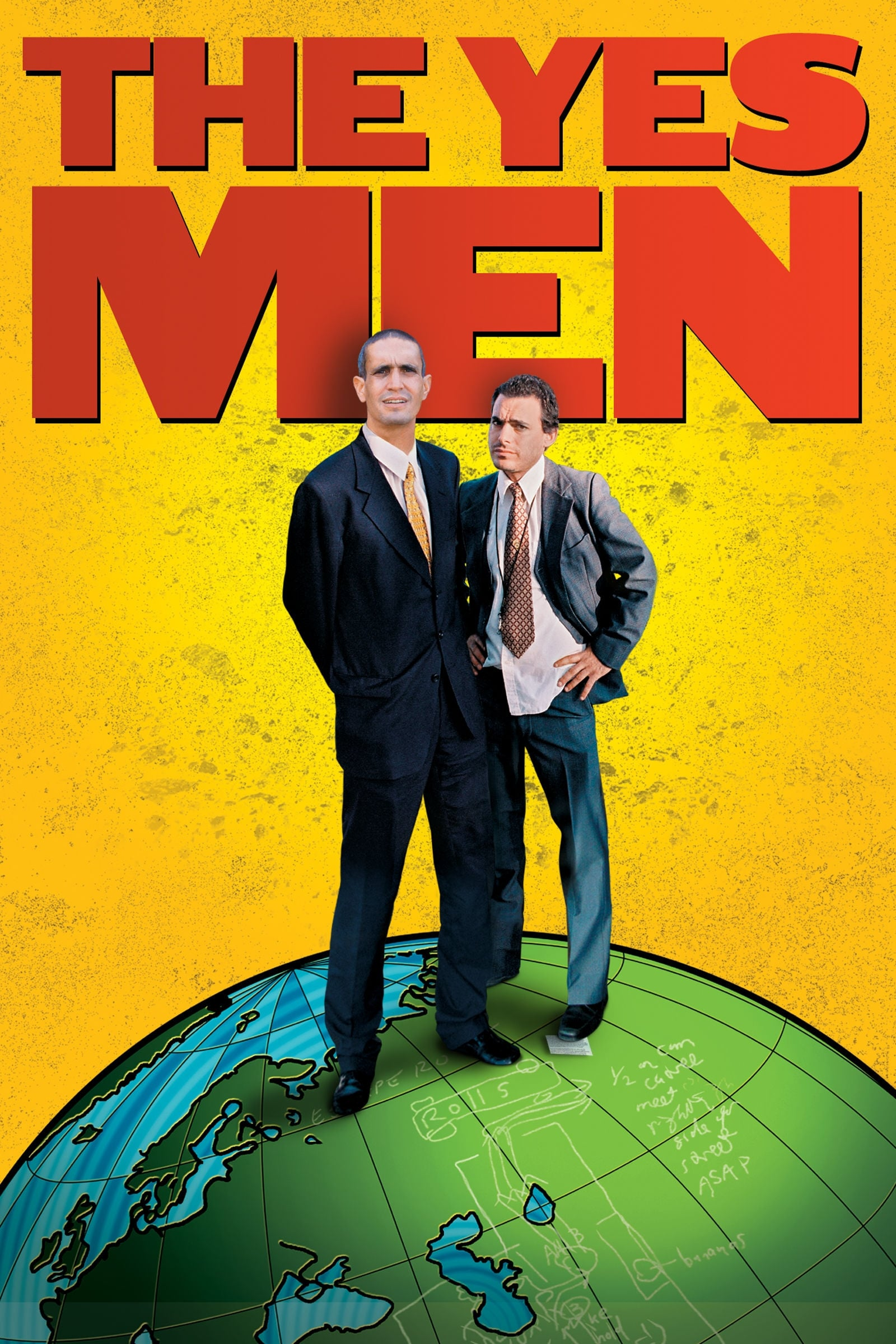 watch The Yes Men 2003 online free