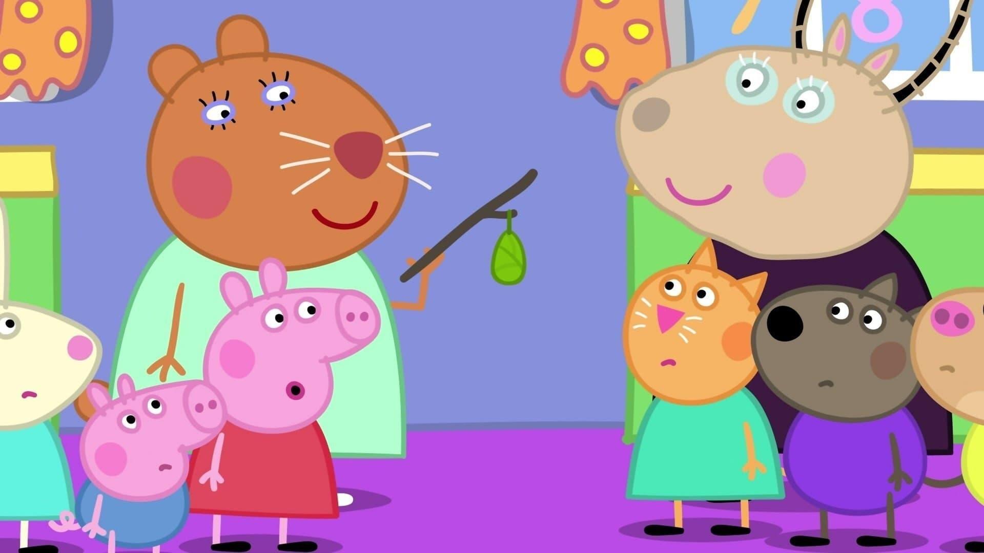 Peppa Pig Season 6 :Episode 36  Butterflies