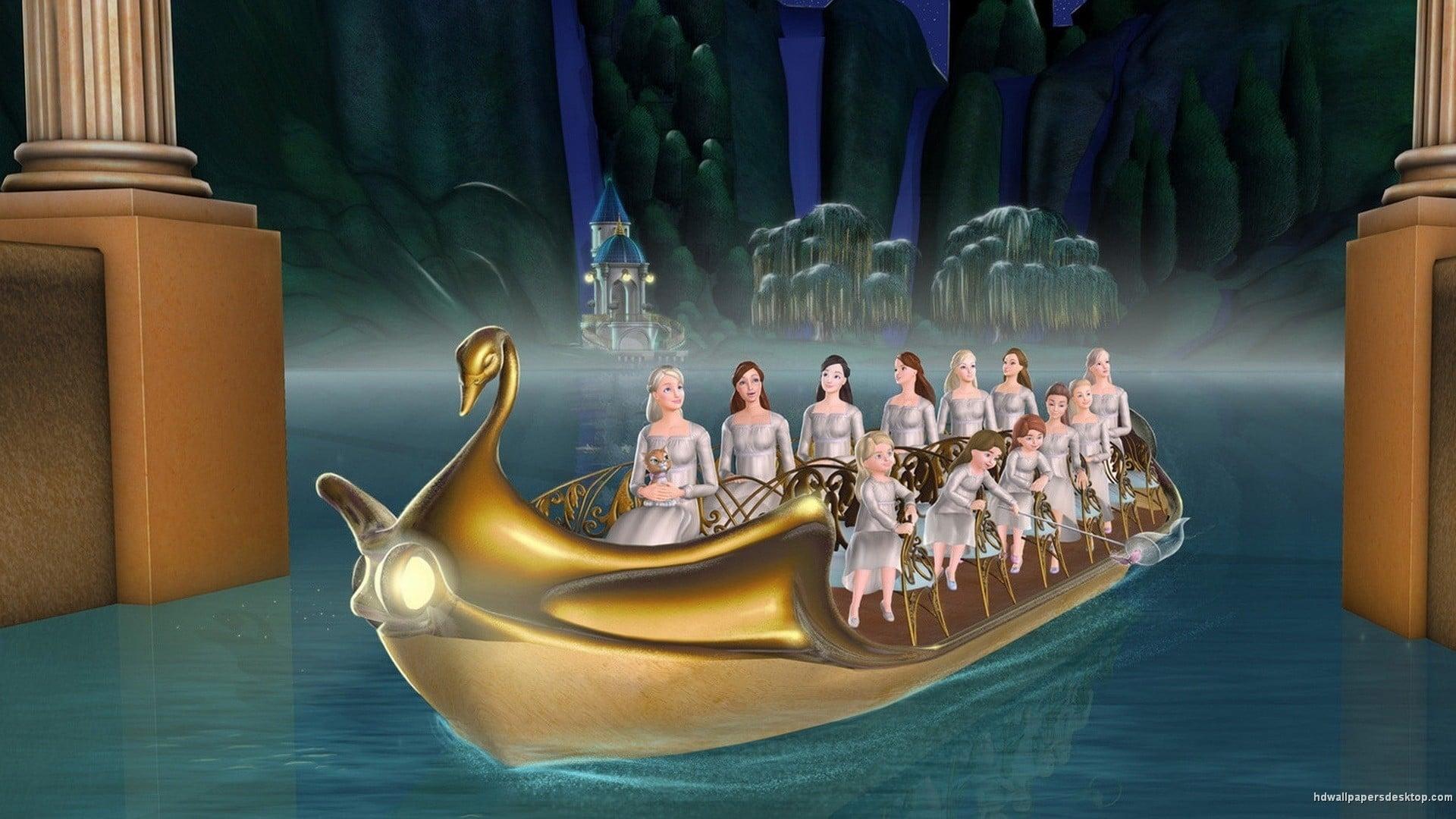 Barbie Und Die 12 Tanzenden Prinzessinnen Stream