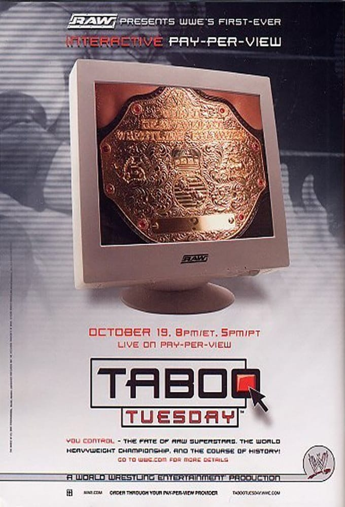 WWE Taboo Tuesday 2004 (2004)
