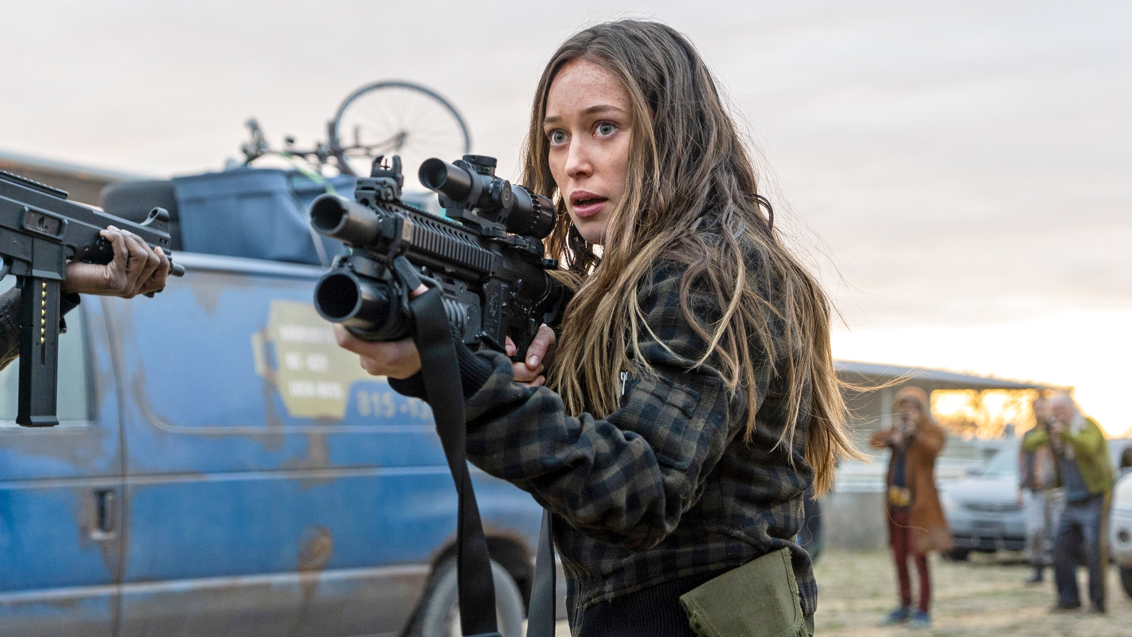 Fear the Walking Dead Season 4 :Episode 6  Nur für den Fall