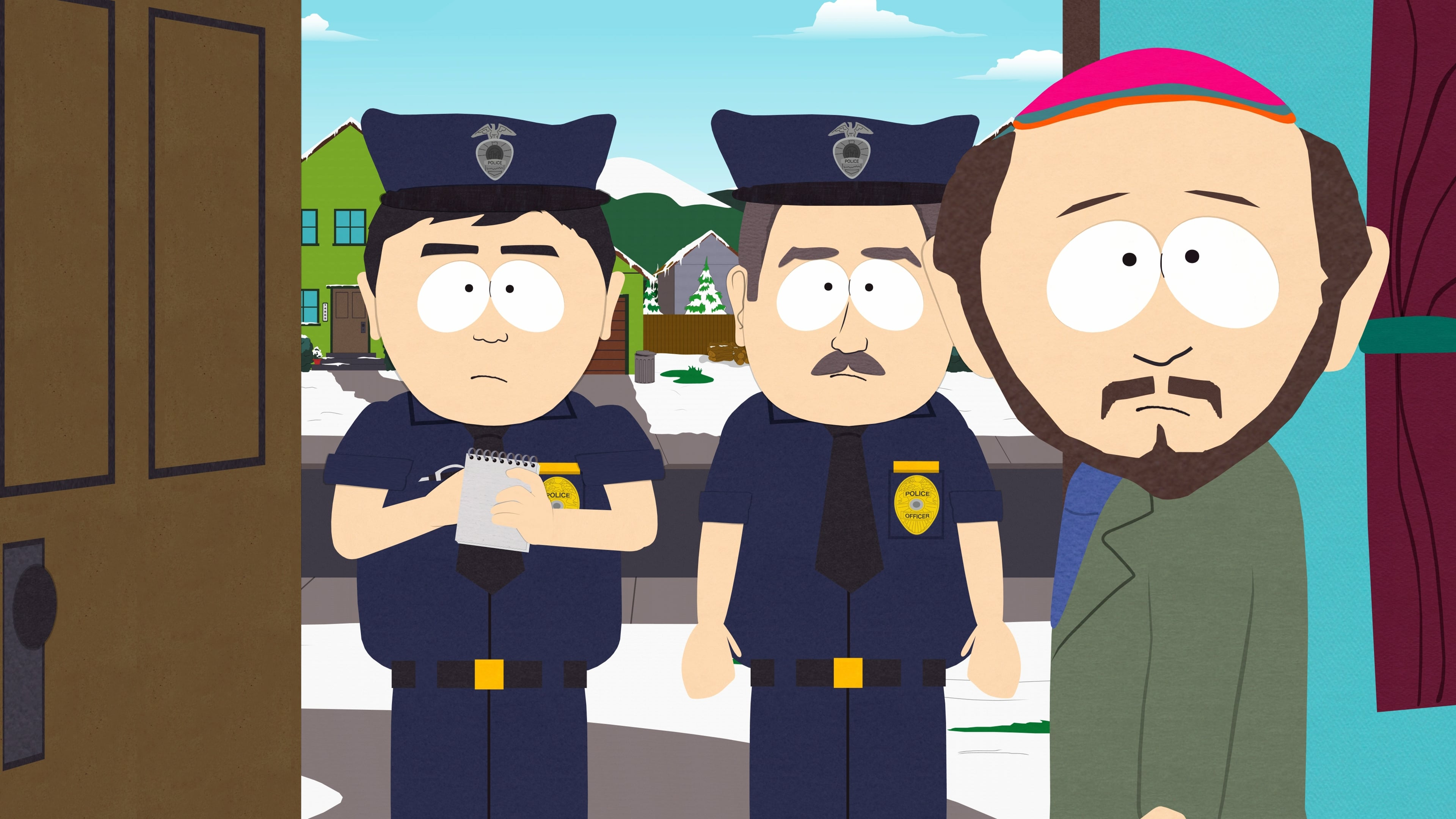 South Park Season 20 :Episode 3  The Damned