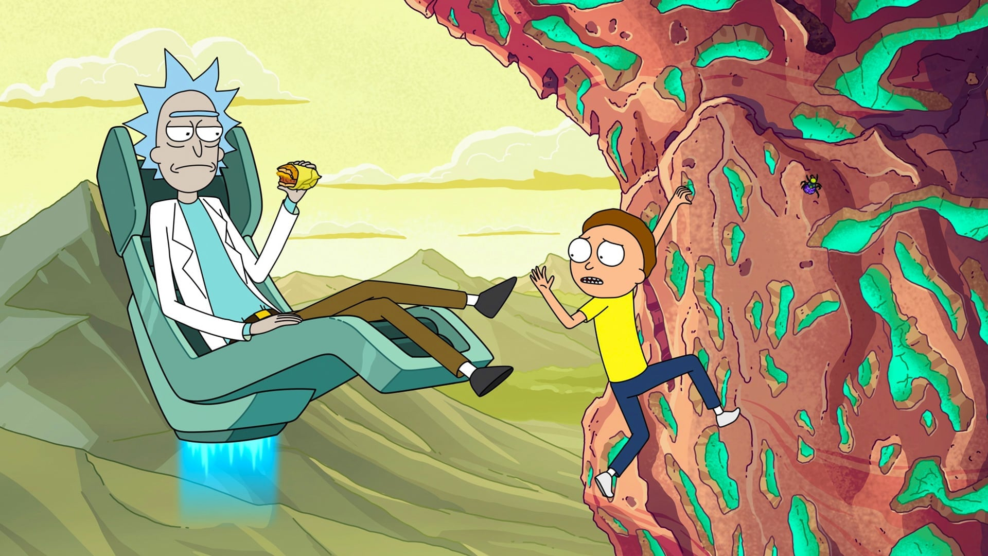 Assistir Rick And Morty 4x1 Online Tua Serie