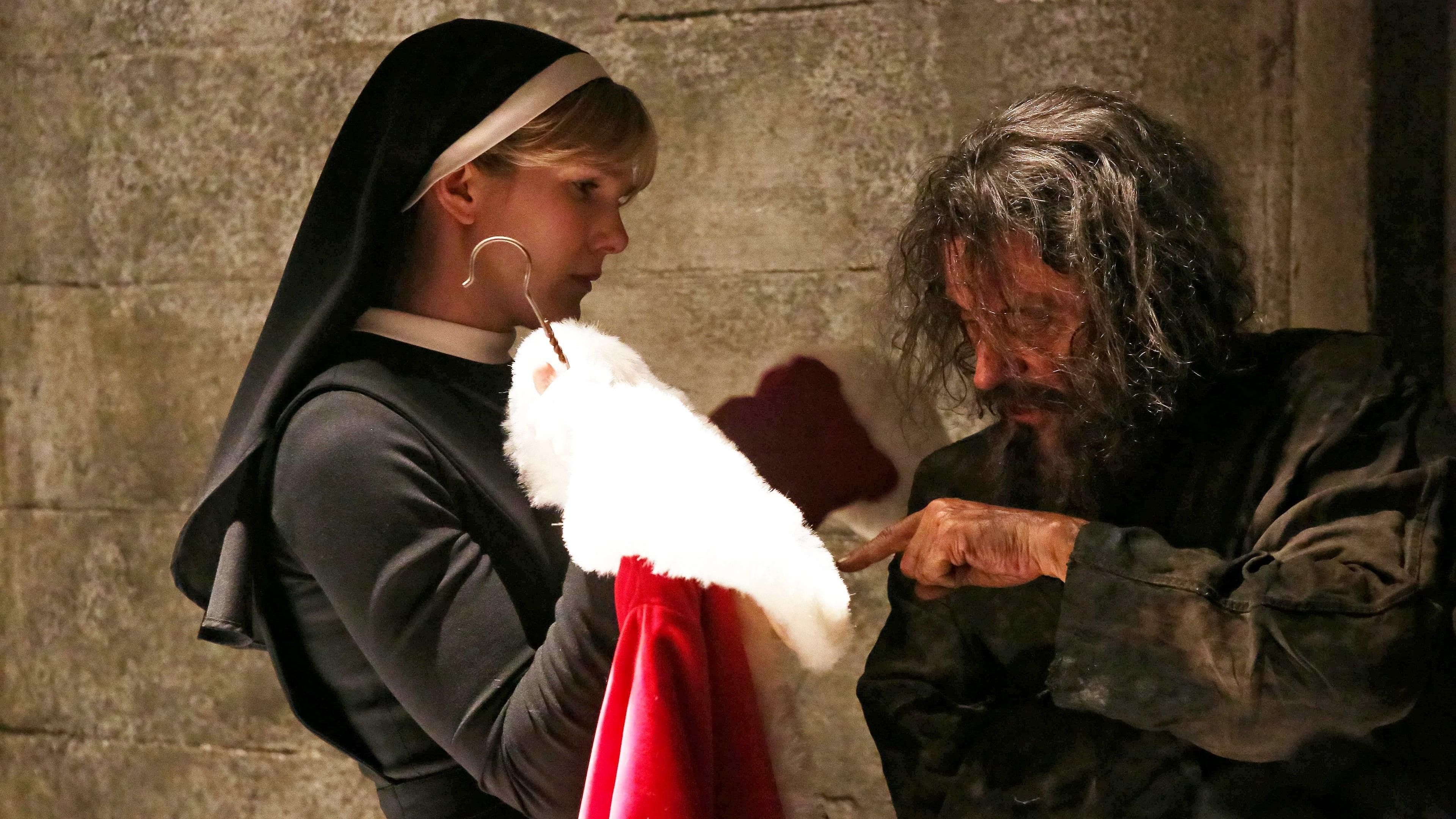 American Horror Story Season 2 :Episode 8  Unholy Night
