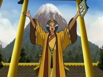 Avatar - Der Herr der Elemente Season 1 :Episode 14  Die Wahrsagerin