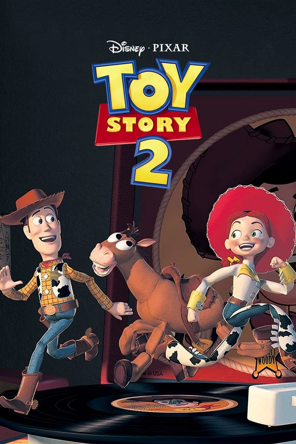 Toy Story 2 (1999) - Posters — The Movie Database (TMDb)