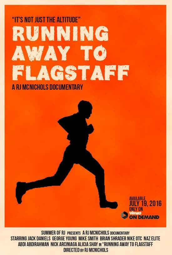 Running Away to Flagstaff (2016)