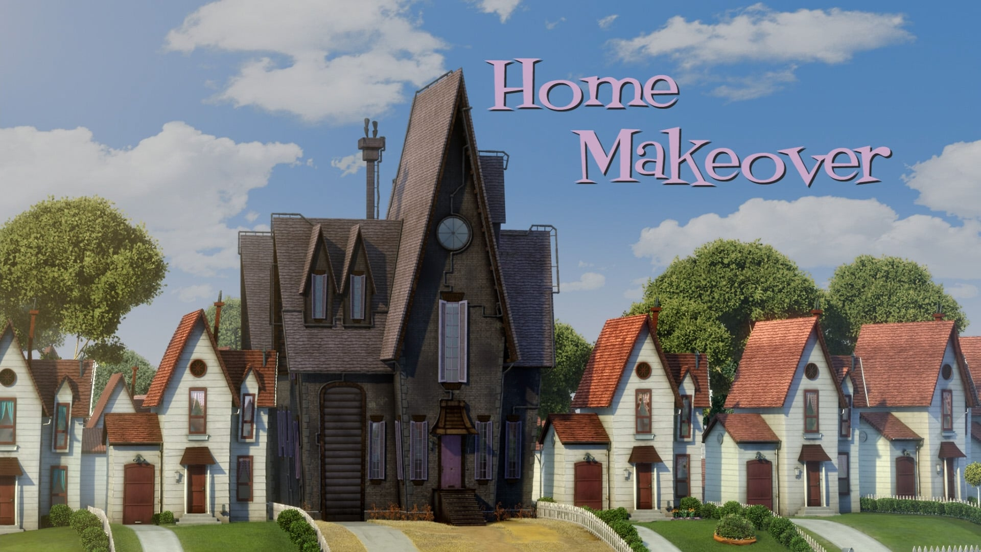 Minions: Home Makeover (2010)