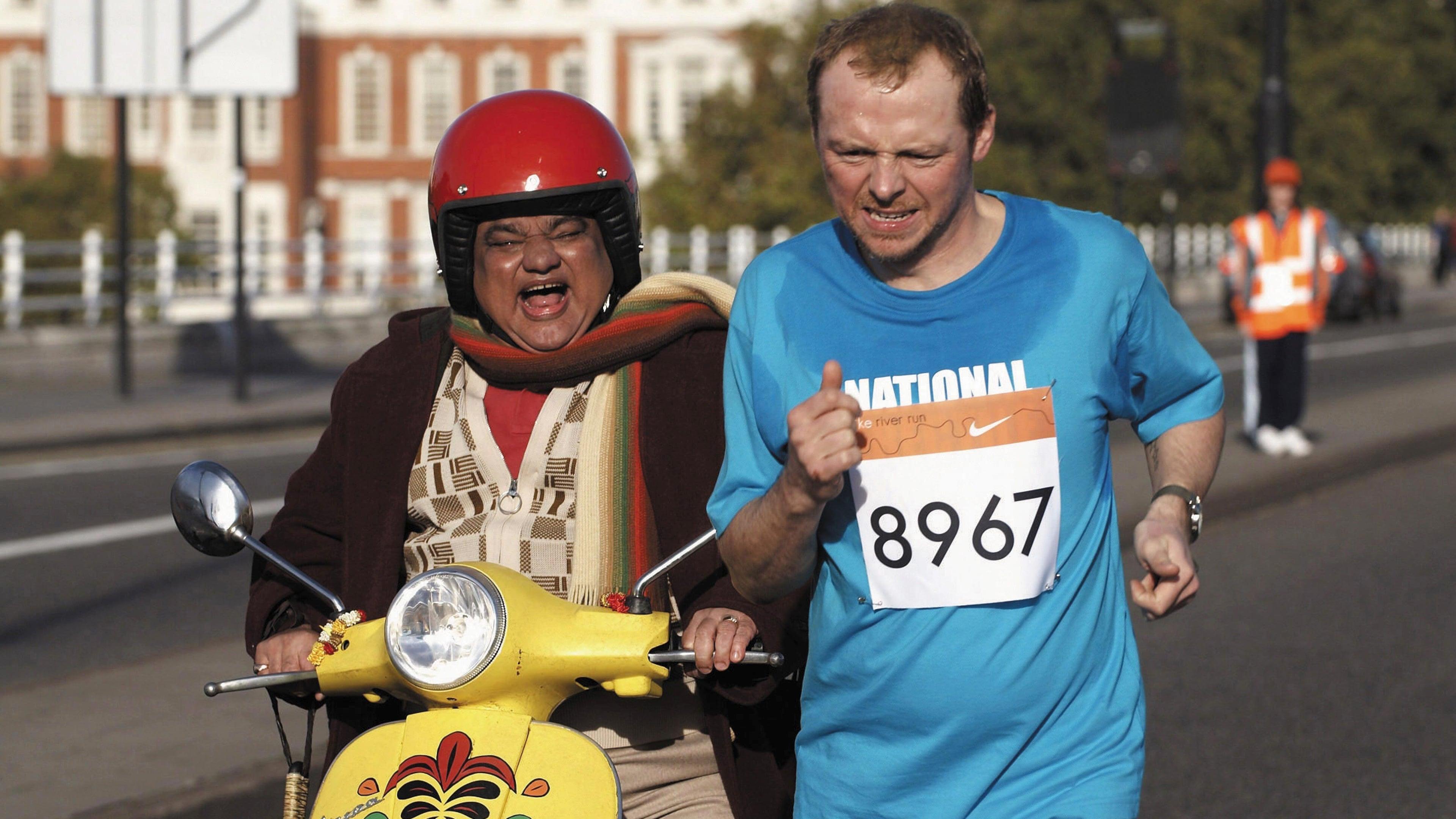 Run, Fatboy, Run Movie