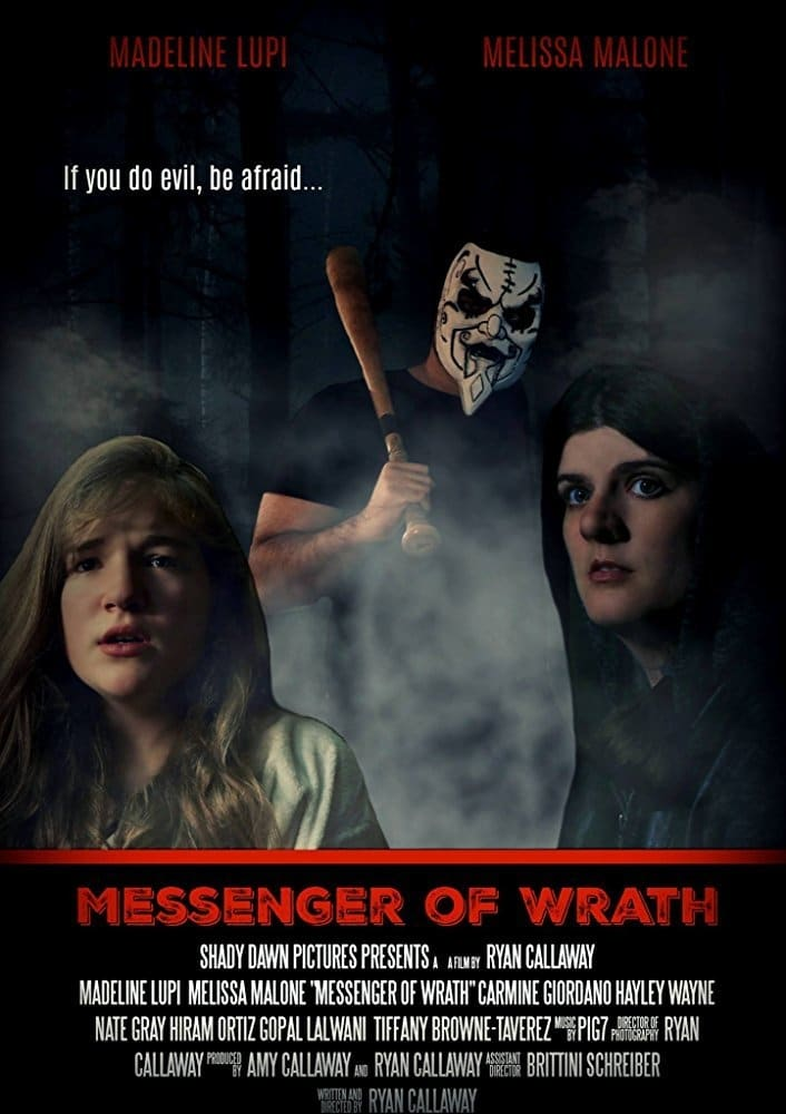 Ver Messenger of Wrath Online HD Español (2017)