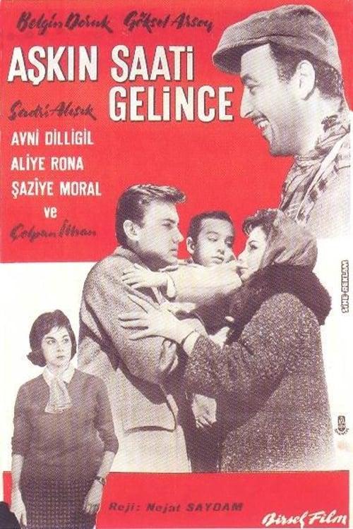 Ver A?k?n Saati Gelince Online HD Español (1961)