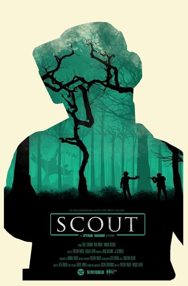 Ver Scout: A Star Wars Story Online HD Español (2017)