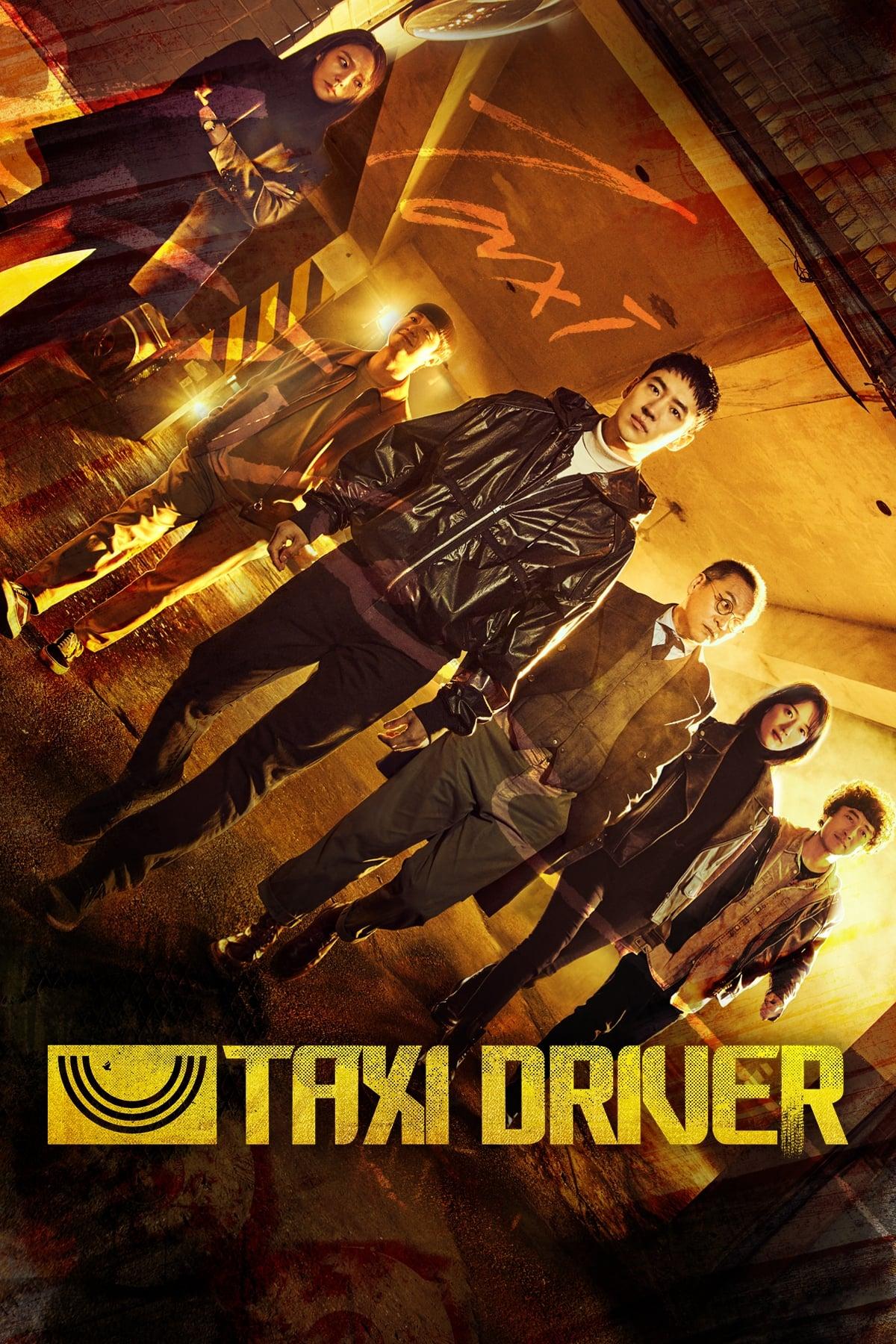 Taxi Driver (2021)