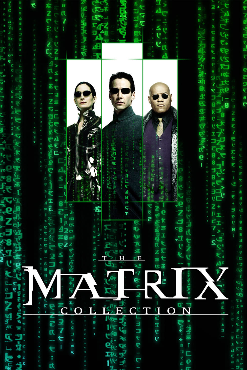 The Matrix Collection - Posters — The Movie Database (TMDb)