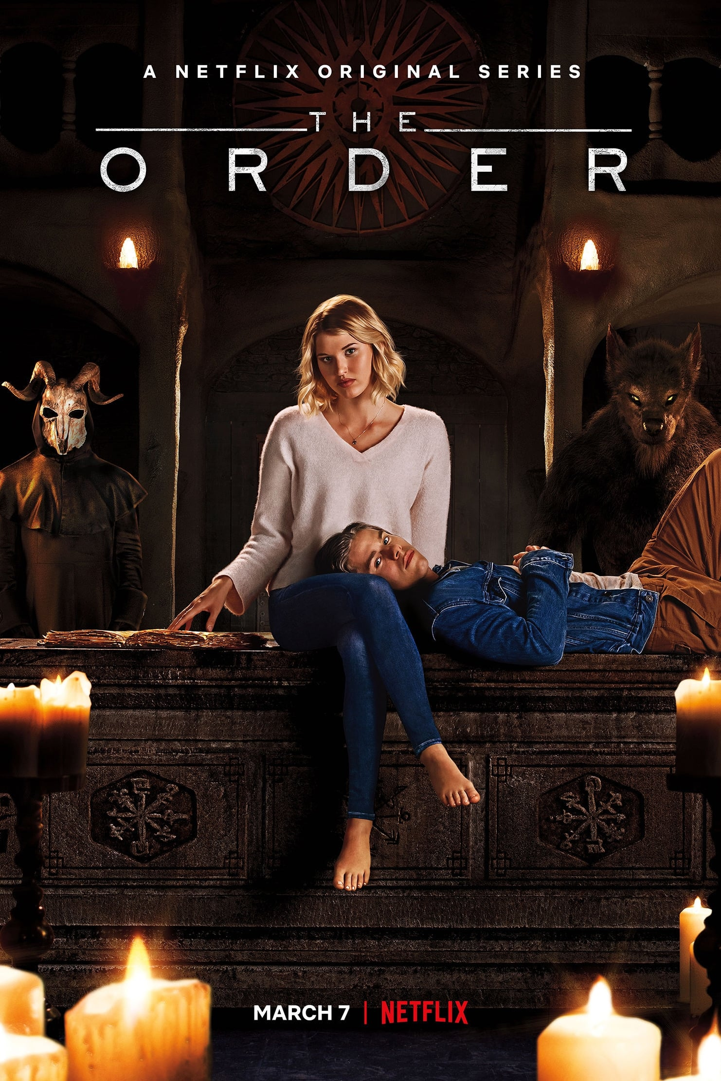 The Order: Season 2 (2020)