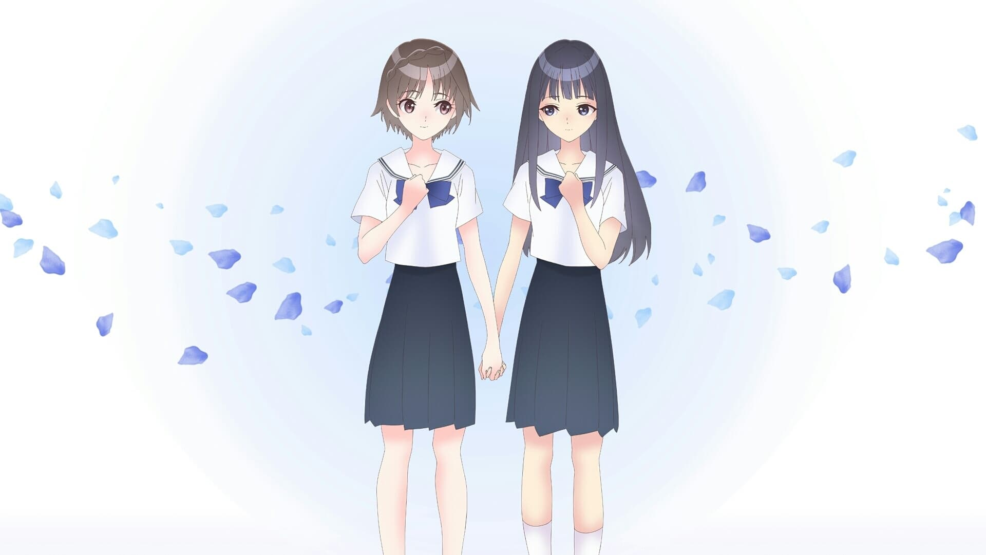 Blue Reflection Ray (2021)