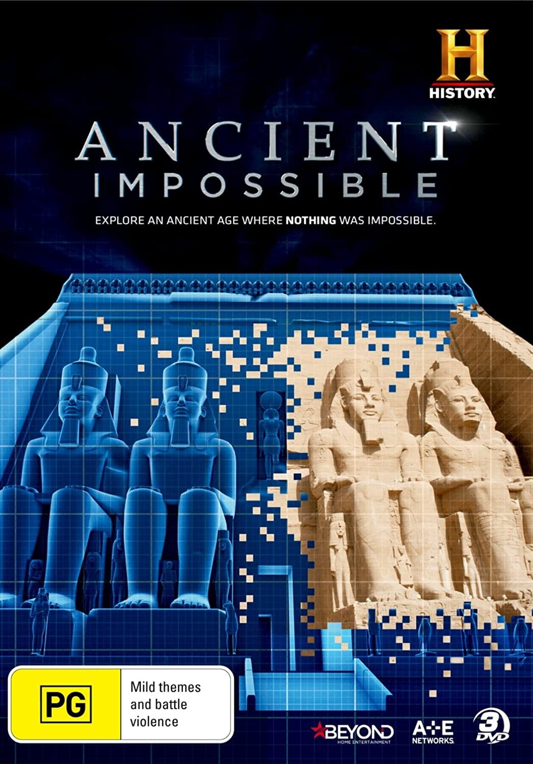 Ancient Impossible TV Shows About Engineering