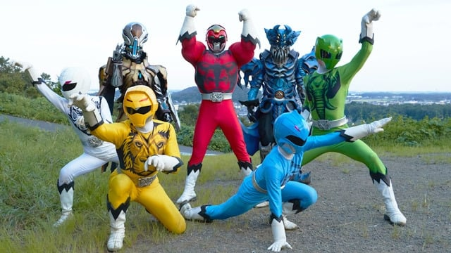 Super Sentai Season 40 :Episode 34  The Giant Beast Hunter Strikes Back