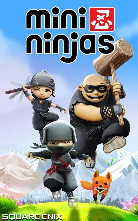 Mini Ninjas TV Shows About Ninja