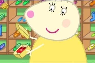 Peppa Pig Season 1 :Episode 19  New Shoes