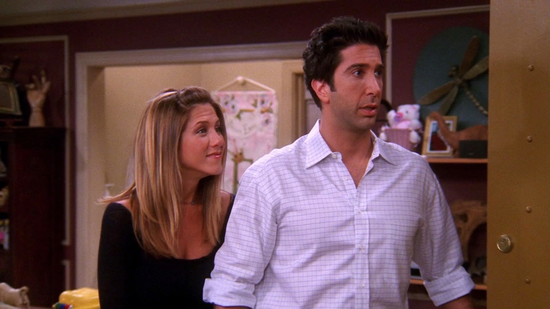 Friends Season 9 :Episode 6  The One with the Male Nanny