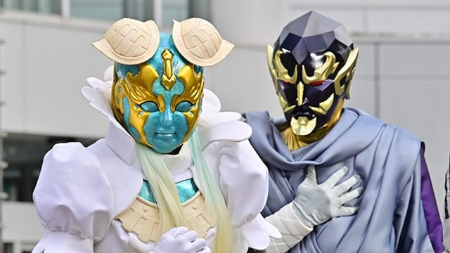 Super Sentai Season 44 :Episode 4  Princess of a Dying Country