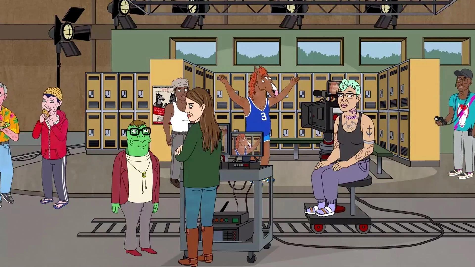 BoJack Horseman Season 2 :Episode 1  Brand New Couch