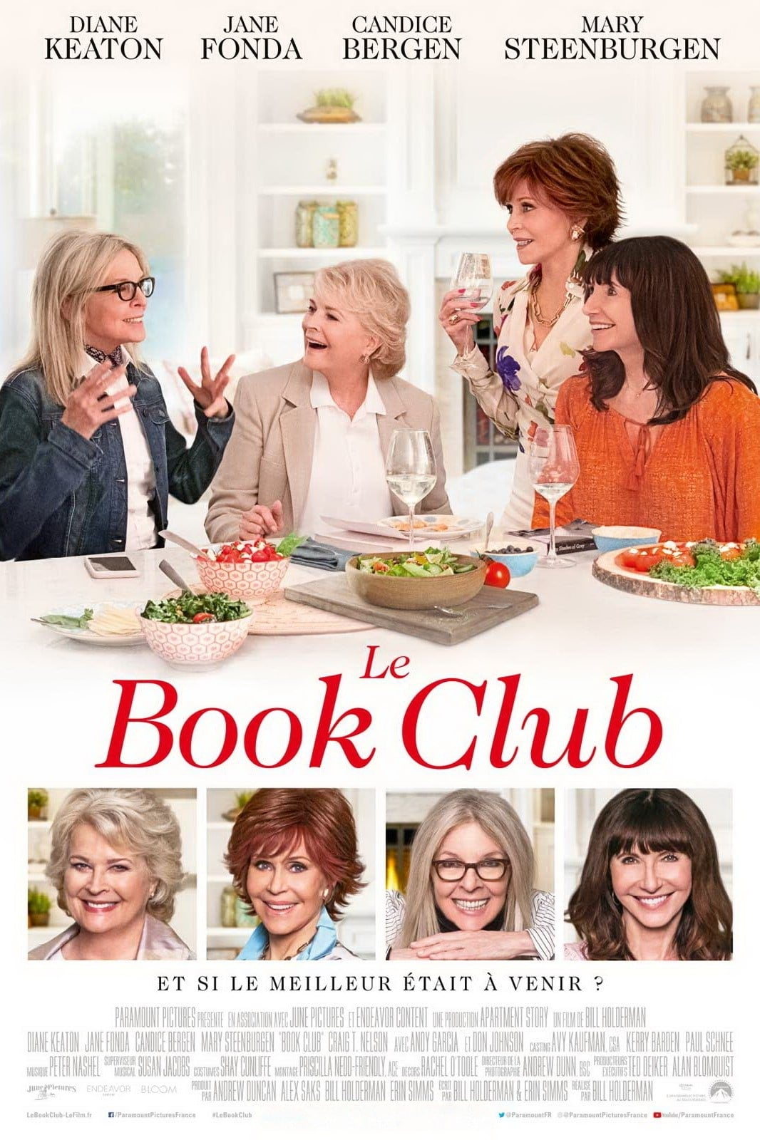 Le Book Club streaming sur libertyvf