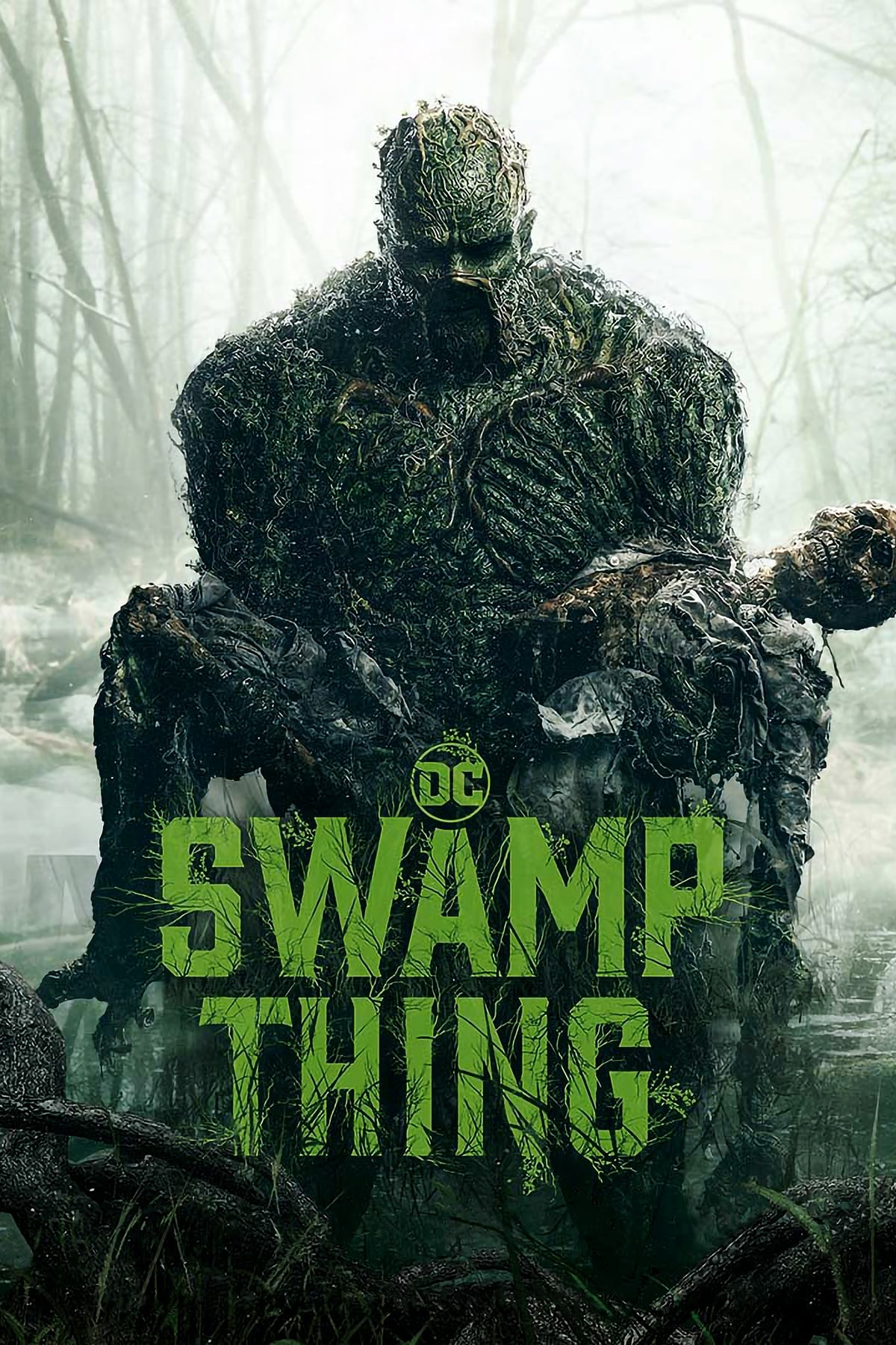 Swamp Thing - Monstro do P�ntano