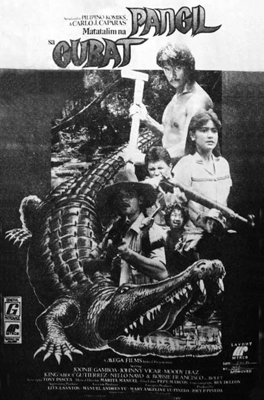 Ver Matatalim na pangil sa gubat Online HD Español (1986)