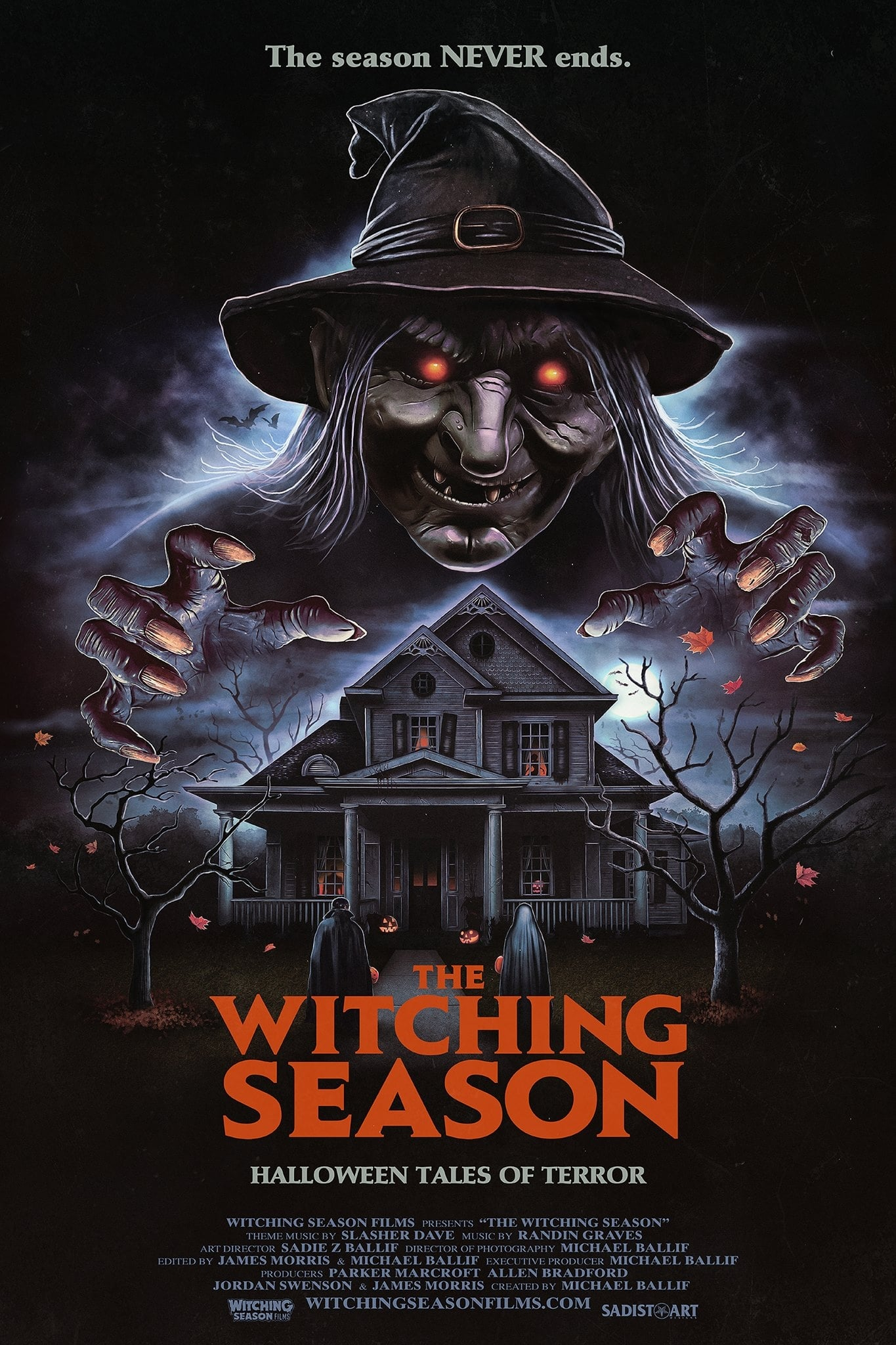 The Witching Season on FREECABLE TV