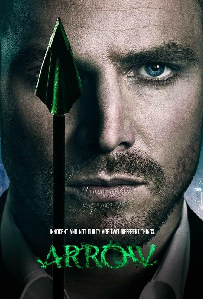 Arrow Complete Season 7