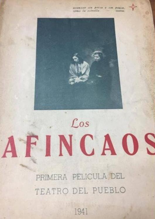 Ver Los afincaos Online HD Español (1941)