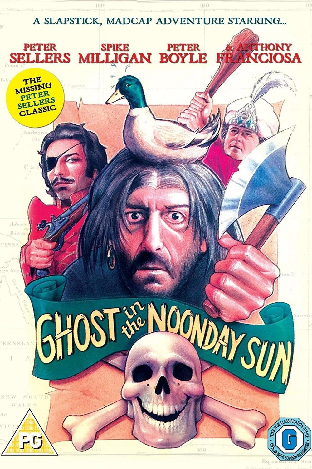 Ghost in the Noonday Sun (1984)