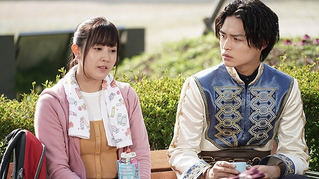 Super Sentai Season 43 :Episode 29  Canalo's Marriage