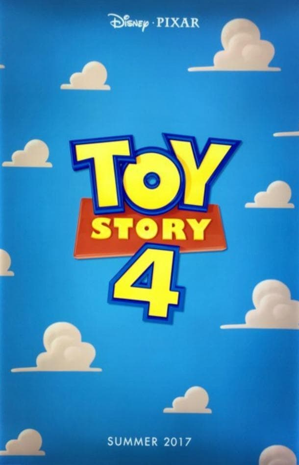 Poster and image movie Film Toy Story 4 - Toy Story 4 - Toy Story 4 -  2019