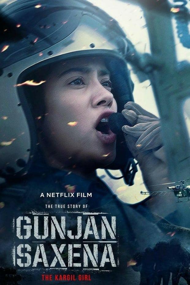 Gunjan Saxena: The Kargil Girl (2020)