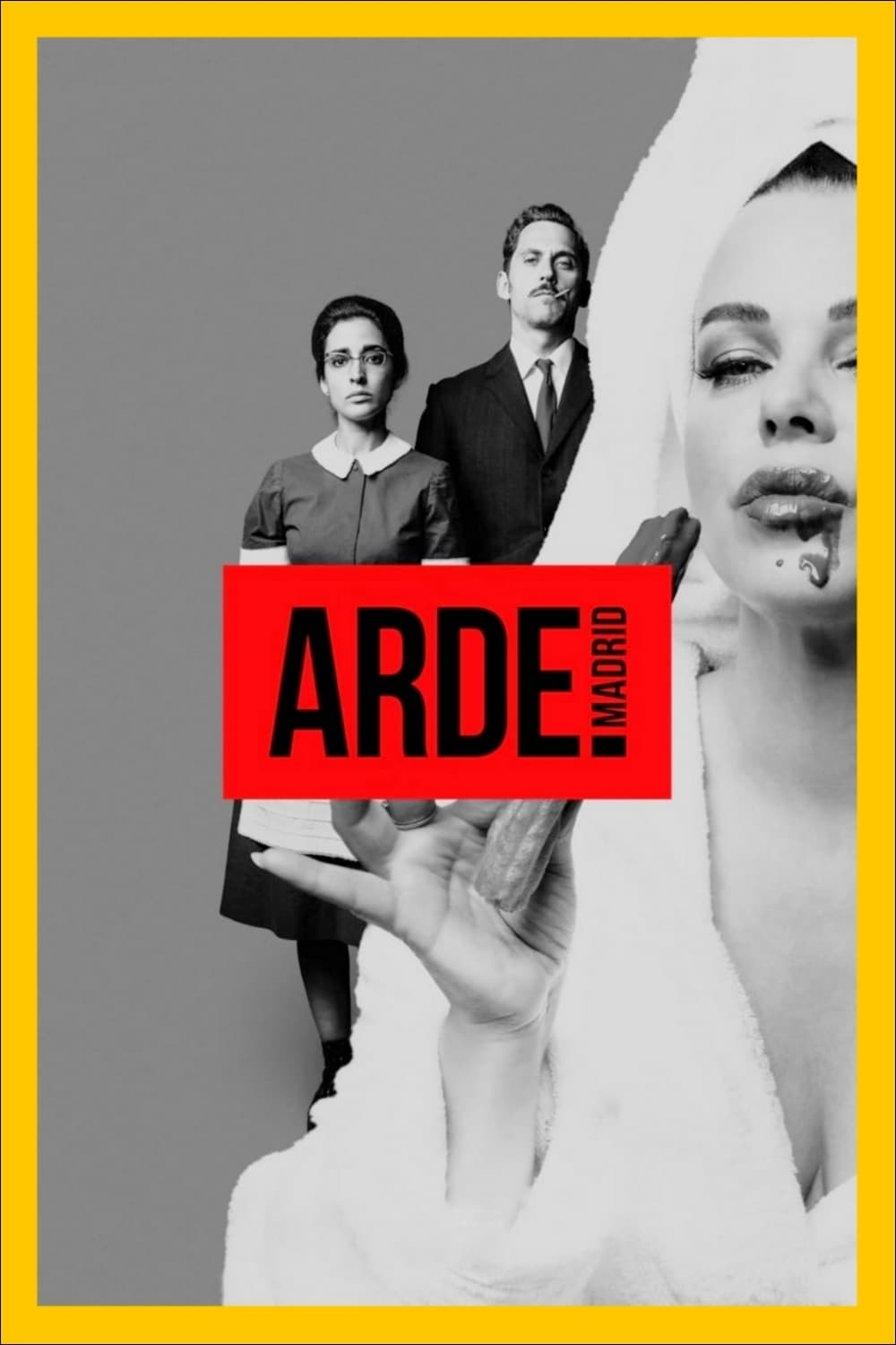 Arde Madrid TV Shows About 1960s