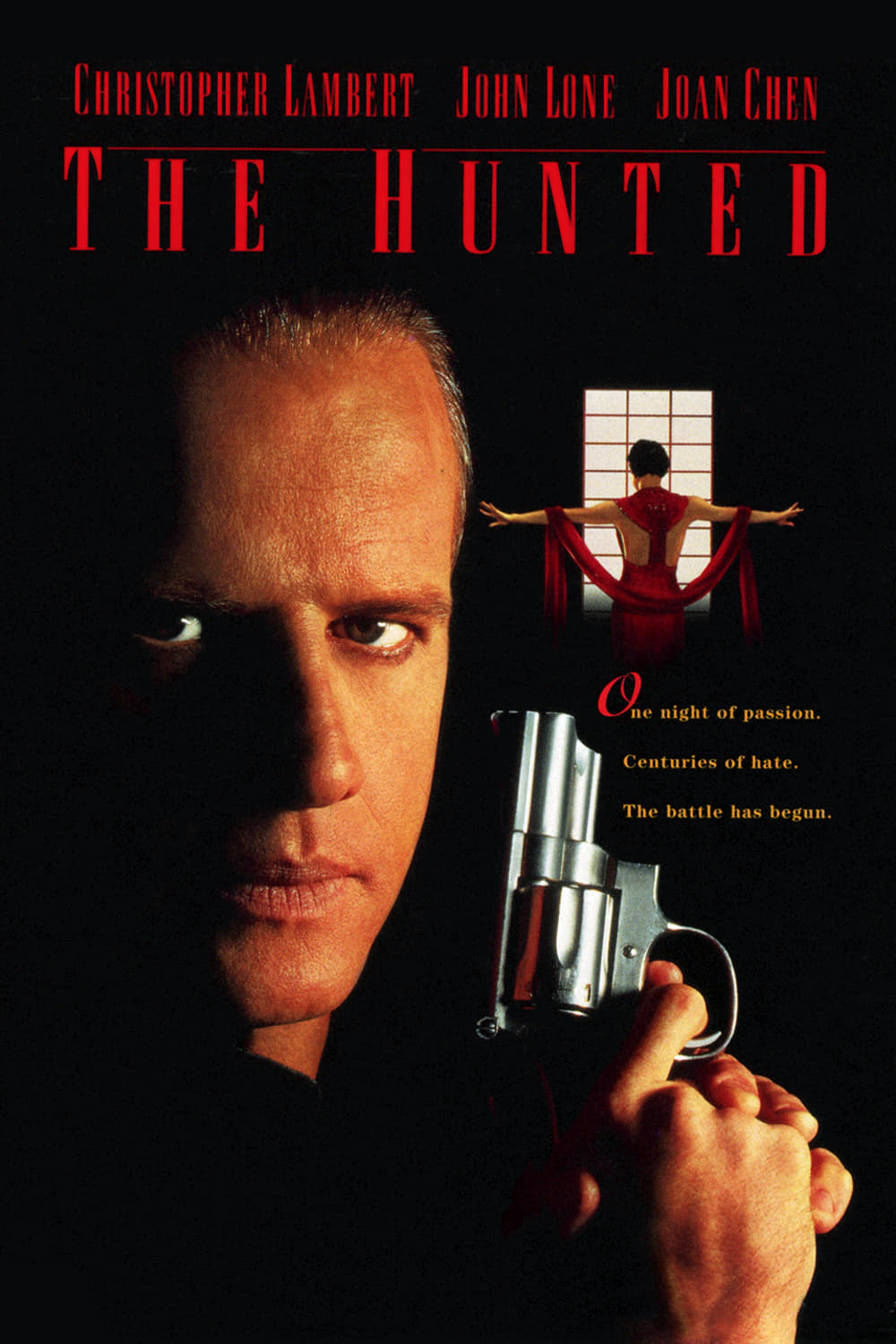 the hunted 1995 posters � the movie database tmdb