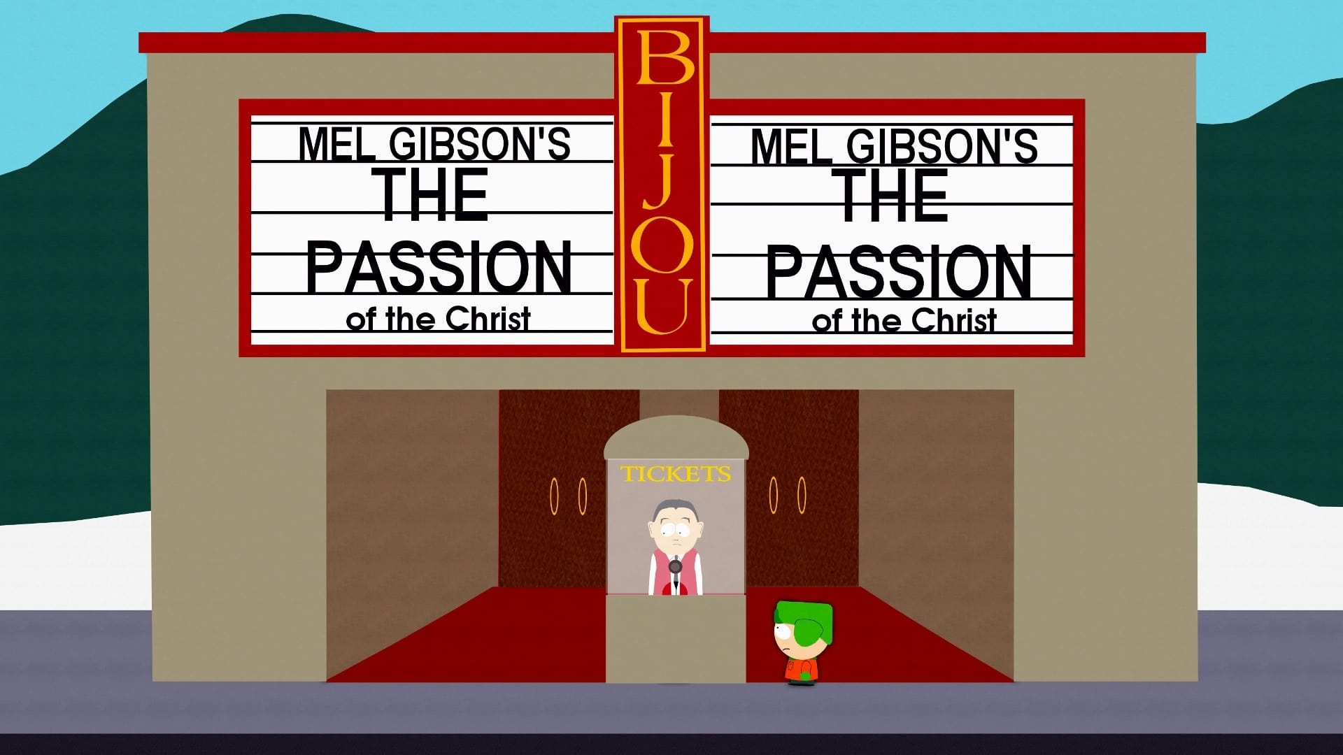South Park Season 8 :Episode 3  The Passion of the Jew