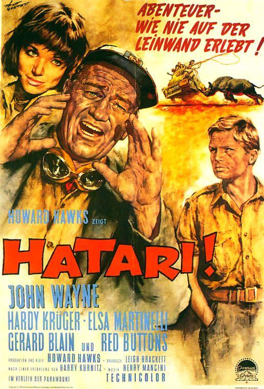 Hatari Ganzer Film Deutsch Kostenlos